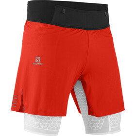 Salomon Exo - Short running Homme - rouge